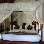 Ein riesiges Bett