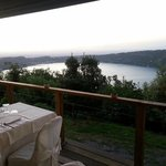 Vista sul Lago Albano