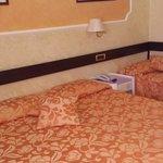 Camera matrimoniale ristrutturata