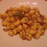 Gnocchetti di patate al ragù di cinghiale