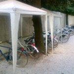 Angolo delle biciclette