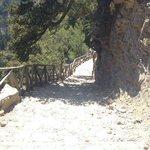 каменистая лестница