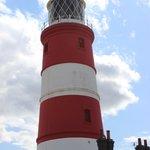 Happisburgh Lighthouse.