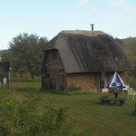 Honey stone cottage