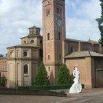 Esterno dell'abbazia