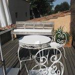 terrace for loft 8