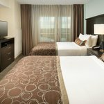 Staybridge Suites Miami with two beds perfect for families