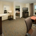 Staybridge Suites Miami King Bed Guest Room