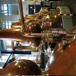 Tour of distillery.