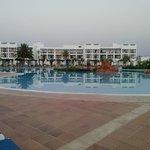piscina principal vista bloco 2