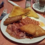My big breakfast!
