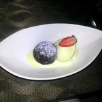 aqua dessert