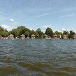 Emplacements vue du lac