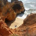 Praia lindíssima