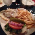Burger. Amazing !