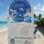 This was about a mile walk where you can snorkel the coral reef. We saw turtles and several fish