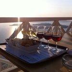 6 wine flight