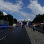 Unter den Linden per i mondiali di calcio
