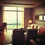Luxurious and plush rooms