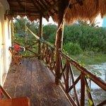 our Casa BlatHa porch