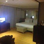 Oceanfront Suite - Bedroom Area
