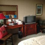 Auspicious Hotel Room