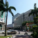 Dataran Pahlawan Mall just Opposite the hotel. Just a 5 mins walk