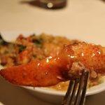 Lobster Risotto Jambalaya