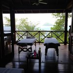 Couples massage in our villa!