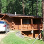 cabin 55