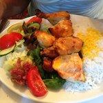 main dish chicken