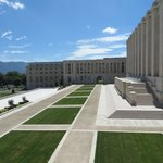 Grounds of the UNOG