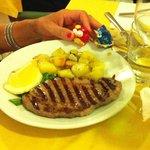 Cena di ferragosto carne