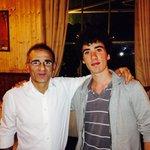 Moi et le chef Milad Serhan