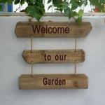 bienvenue dans notre jardin