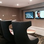 Lobby TV's