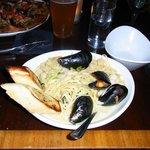 Chuck's Fish - Seafood Linguini