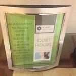 Quiet Hours - Love it!