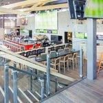 On-site Dining: Shark Club Sports Bar & Grill