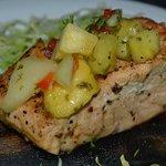 Savory Cedar Plank Salmon