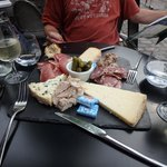 Bercy Village snack