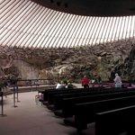 TECHO ACRISTALADO DE LA IGLESIA. Son 180 cristales en su techo.
