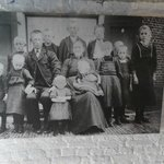 One of the families who lived at Kinderdijk