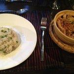 poulet gingembre et riz cantoné