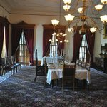 Bishop Museum dining room