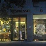 Nespresso Boutique on Madison Avenue