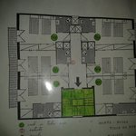 Mapa planta