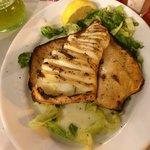 Last plate- fresh calamari