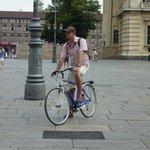 En vélo en ville