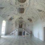 Riegersburg Castle White hall